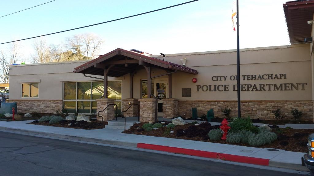 Tehachapi Police Station - West Coast Drywall