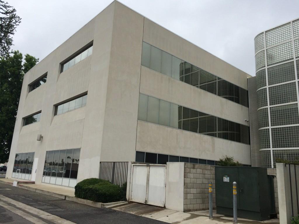 Multi-story tenant improvement