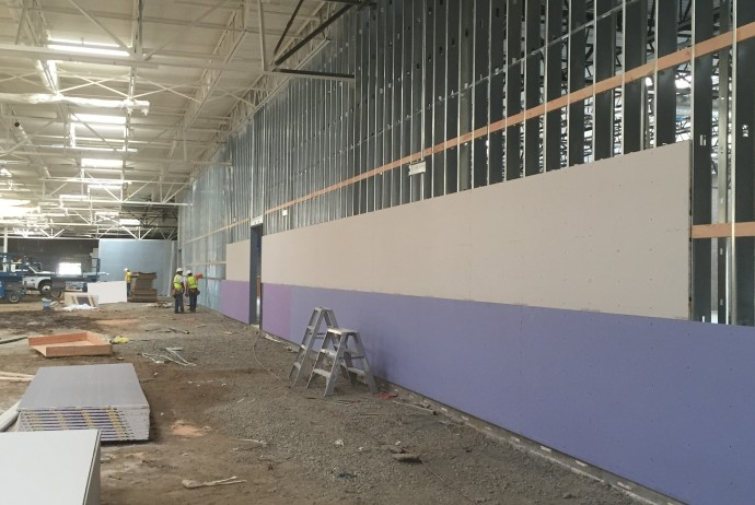 Dry Wall Construction : Abuse resistant drywall west coast construction inc