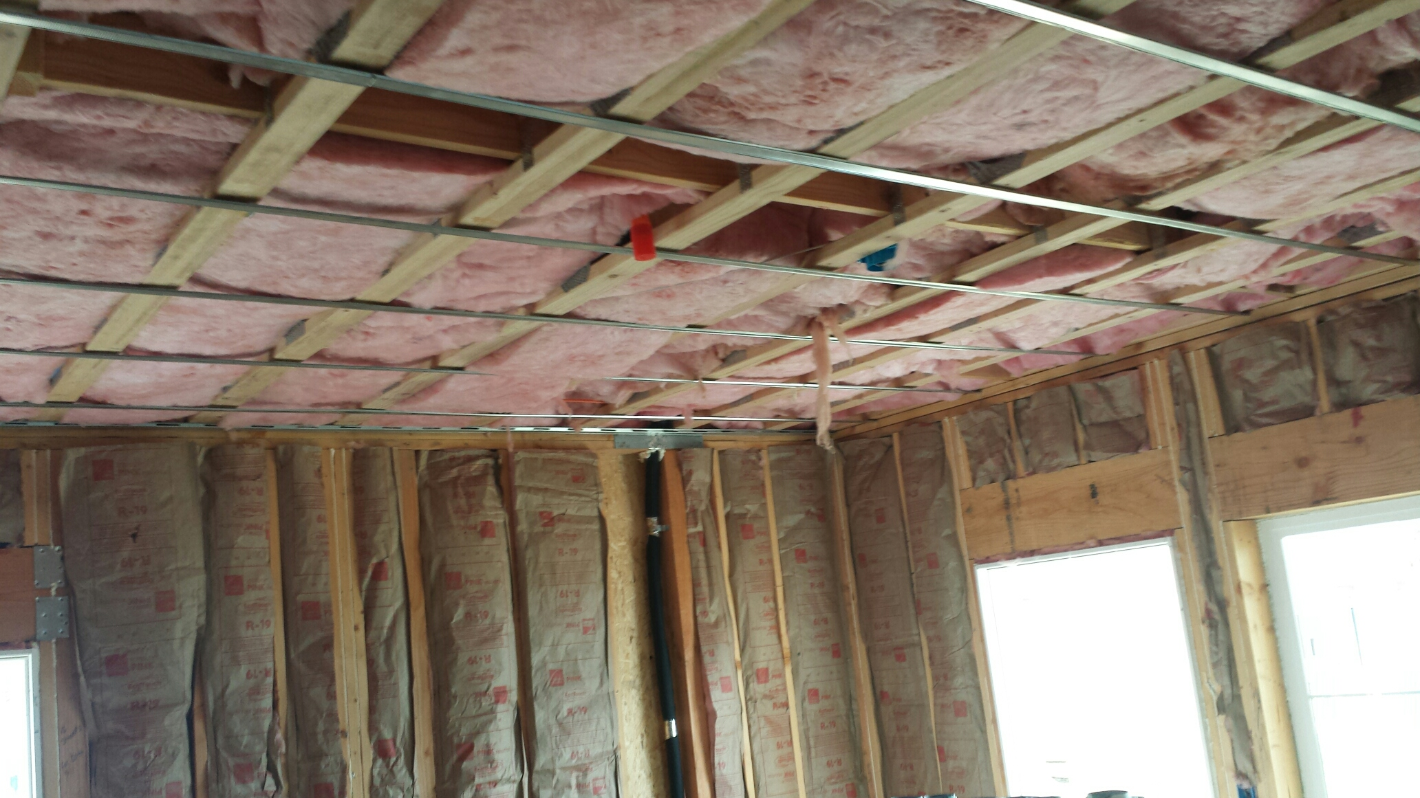 Rc 1 Resilient Channel West Coast Drywall Construction Inc